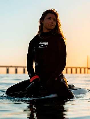awake board surf